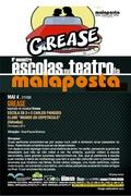 ESPECTÁCULOS: Musical Grease |  6º ENCONTRO ESCOLAS NO TEATRO DA MALAPOSTA