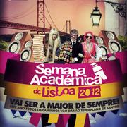 FESTIVAIS: Semana Académica de Lisboa 2012