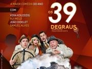 TEATRO: Os 39 Degraus