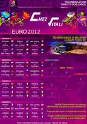 DESPORTO: EURO 2012 (Transmissão em Directo dos Jogos)