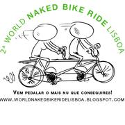AR LIVRE: World Naked Bike Ride Lisboa