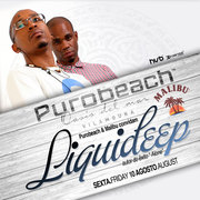 NOITE: Liquideep no Purobeach Vilamoura
