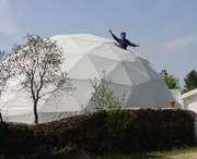 WORKSHOP: Dome Geodésico e Encontro Anastásico | 29 de Agosto – 2 de Setembro
