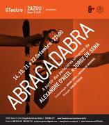 Café-Teatro: ABRACADABRA