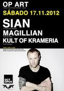 NOITE: Sian, Magillian, Kult of Krameria