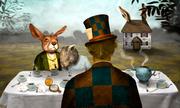 EXPOSIÇÕES: Um chá para Alice
