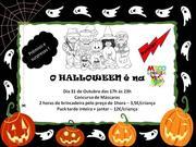 CRIANÇAS: Noite Halloween