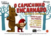 CRIANÇAS: Capuchinho Encarnado, Nem Todos os Lobos São Maus