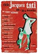 CINEMA: Ciclo Jacques Tati