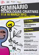 SEMINÁRIO: Tecnologias Criativas