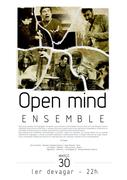 MÚSICA: Open Mind Ensemble