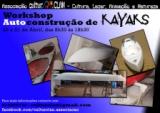 WORKSHOP: Autoconstrução de Kayaks