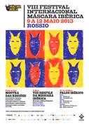 FESTIVAIS: VIII Festival Internacional Máscara Ibérica