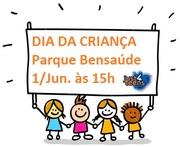 CRIANÇAS: Festa Dia da Criança - just4teens no Parque Bensaúde