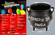 TEATRO: A Comédia da Panela @ 7º Encontro Escolas no Teatro da Malaposta