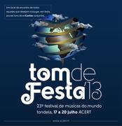 FESTIVAIS: Tom de Festa 2013