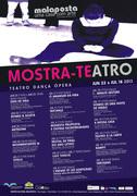 TEATRO: 4ª Mostra-Teatro da Malaposta