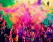 FESTIVAIS: Happy Holi