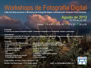 WORKSHOP: Introdução à Fotografia Digital