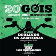 FESTIVAIS: 20ª Concentração Mototurística de Góis