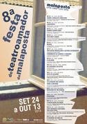TEATRO: Crimes Exemplares @ 8ª Festa do Teatro Amador da Malaposta