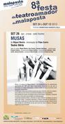 TEATRO: Musas - 8ª Festa do Teatro Amador @ Centro Cultural da Malaposta