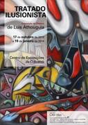 EXPOSIÇÕES: Tratado Ilusionista - Pintura de Luis Athouguia