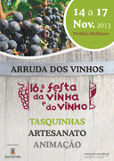 FEIRAS: 16.ª Festa da Vinha e do Vinho