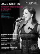 MÚSICA: Jazz Nights - Patrícia Vasconcelos & Friends