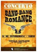 MÚSICA: Bang Bang Romance