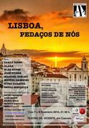TEATRO: Lisboa, Pedaços de Nós