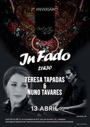 MÚSICA: Teresa Tapadas & Nuno Tavares