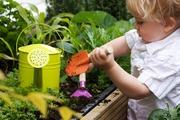 CRIANÇAS: Vamos jardinar, sujar e brincar com a primavera (+15 meses)