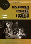 MÚSICA: Elisa Rodrigues & Pedro Vidal & Cícero Lee