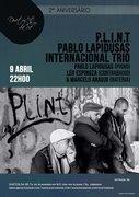 MÚSICA: P.L.I.N.T - Pablo Lapidusas International Trio