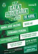 ESPECTÁCULOS: I Gala Solidária da Fundação Sporting