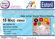 CRIANÇAS: Atelier de expressão Musical