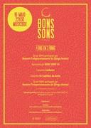 """MÚSICA: Festa Warm-up  Bons Sons'14  (""""4 Dias em 3 Horas"""")"""