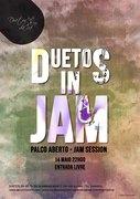 MÚSICA: Duetos In Jam - Jam Session