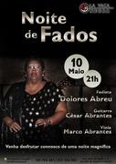 MÚSICA: Fado Night