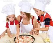 CRIANÇAS: Vamos Pôr a Mão na Pizza e Fazer de Pizzeiros