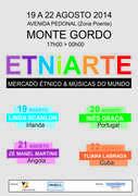 FEIRAS: ETNIARTE - Monte Gordo