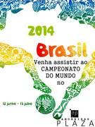 DESPORTO: Amoreiras Plaza | Transmissão dos Jogos do Mundial 2014 | Campeonato PlayStation