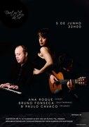 MÚSICA: Ana Roque, Bruno Fonseca & Paulo Cavaco