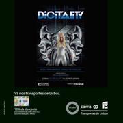 ESPECTÁCULO DIGITALITY - NOVA PARCERIA LISBOA VIVA