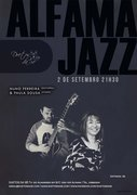MÚSICA: Alfama Jazz - Nuno Ferreira & Paula Sousa
