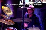 MÚSICA: Comemoração dos 40 anos de carreira de PALEKA