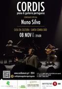 CORDIS & Nuno Silva no Casa da Cultura Santa Comba Dão
