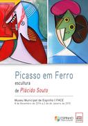 EXPOSIÇÕES: Picasso em Ferro de Plácido Souto