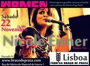 MÚSICA: Women   Homenagem a grandes vozes femininas Pop/ Rock   Nicole Eitner